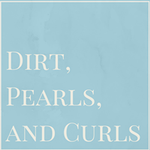 Dirt, Pearls, and Curls Photography profile image.