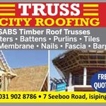 Truss City Roofing profile image.