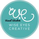 Wise Eyes Creative profile image.