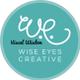 Wise Eyes Creative logo
