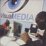 VisualMedia Marketing Inc profile image.