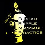 Broad Ripple Massage Practice profile image.