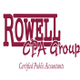 Rowell CPA Group logo