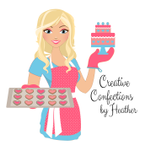Creative Confections by Heather profile image.