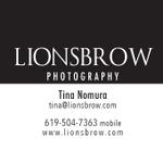 Lionsbrow Photography profile image.