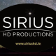 Sirius HD Productions logo