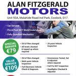 Alan Fitzgerald Motors profile image.