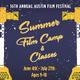 Austin Film Festival's Summer Film Camp logo