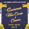 Austin Film Festival's Summer Film Camp profile image
