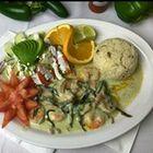 Las Brasas Mexican Restaurant Yuba City logo