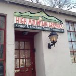 High Mountain Graphics profile image.