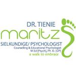 Dr Tienie Maritz Psychologist profile image.