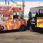 Yummy Pizza Food Truck profile image.