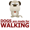 dogs are made for walking profile image