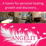Angelit Holistic Studio profile image.