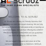 AL Scrubz Cleaning profile image.