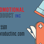 Promotional Product Inc. (Custom Apparel & Logo Items) profile image.