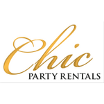 Chic Party Rentals profile image.