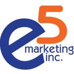 E5 Marketing, Inc. profile image.