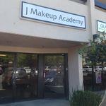 J Makeup Academy profile image.