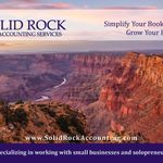 Solid Rock Accounting Services profile image.