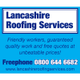Lancashire roofing services logo