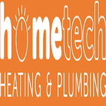 Hometech Heating & Plumbing profile image.