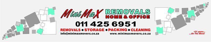 Mini Max Removals profile image.