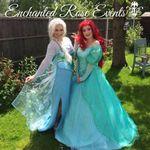 Enchanted Rose Events profile image.