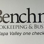 Benchmark Bookkeeping & Business Services profile image.