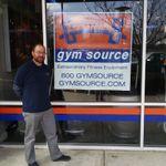Gym Source  profile image.