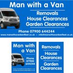 Man with a Van profile image.