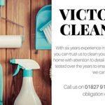 Victoria Cleaning profile image.