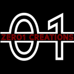 Zero1 Creations profile image.