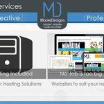 MooreDesigns profile image.