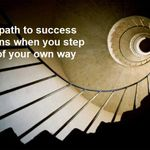 Personal Mastery Life Coaching at Yogadore Somerset West - spirals profile image.
