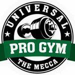Universal Pro Gym profile image.