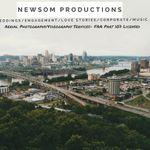 Newsom Productions profile image.