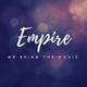 Empire wedding band, Glasgow. logo