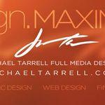 Michael Tarrell Full Media Design profile image.
