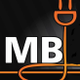 MB Electrical Contractor logo