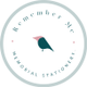 Remember Me / Memorial Stationery logo