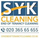 SYK End of Tenancy Cleaning profile image.
