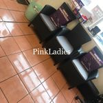 Pink Ladies Cleaning Services & Carpet Cleaning profile image.