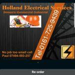 Holland electrical  profile image.