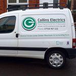 Collins Electrics profile image.