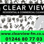 CLEAR VIEW Cleaning profile image.