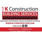 I K Construction profile image.