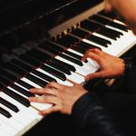 Mike Busby Piano profile image.