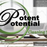 Potent Potential Cleaning Solutions profile image.